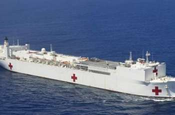 US Navy Hospital Ships Comfort, Mercy Accept Only Non-COVID-19 Patients - Officers