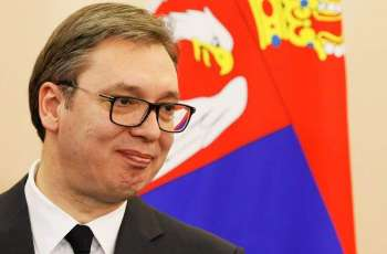 Serbian President Expects First Russian Plane With Doctors to Arrive on Friday Already