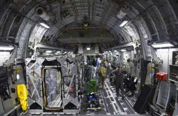 US Air Force Mobility Command Ready to Transport COVID-19 Patients If Ordered - General