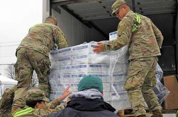 Nearly 20,000 National Guard Troops Helping US States Combat COVID-19 Pandemic - Pentagon