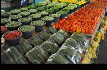 أسواق الخضار والفاكهة بالطائف .. وفرة بالمعروض واستقرار بالأسعار