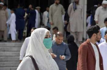 Pakistan reports 50 deaths as cases of Coronavirus climb to 3278