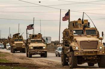 US Redeploys Convoy of 35 Trucks From Iraq to Syria's Oil-Rich Northeast - Reports