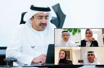 Abdullah bin Zayed presides over virtual meetings of Education and Human Resources Council