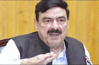 Sheikh Rasheed rules out differences in ranks of PTI