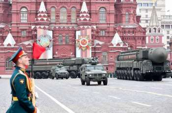 No Decision to Cancel Victory Day Parade in Moscow Yet - Kremlin