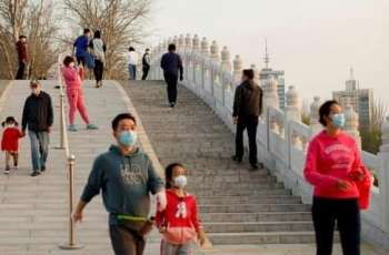 Beijing Residents Keep Social Distance Despite Easing Restrictions After COVID-19 Lockdown