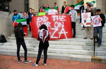 Pro-Palestinian Rights Group Slams FBI for Trying to Criminalize Anti-Occupation Activism