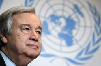 UN Chief in Touch With US Authorities, Says Support for WHO Must Continue - Spokesman