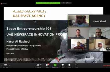 UAE Space Agency commences virtual activities of Global Space Industry Accelerator programme