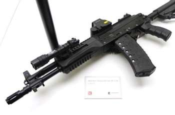 Kalashnikov Completes Russian Government Procurement Order on Delivery of AK-12 Rifles