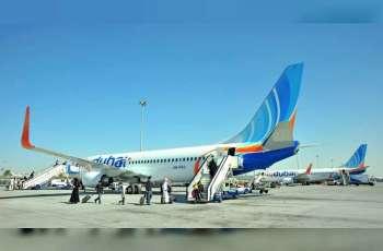 flydubai operates 23 repatriation flights