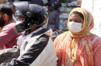 ارتفاع حصیلة الاصابات بفیروس کورونا في باکستان الي 4599 حالة