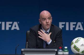 FIFA Says Football Matches Must Not Resume Until 'Things 100% Safe'