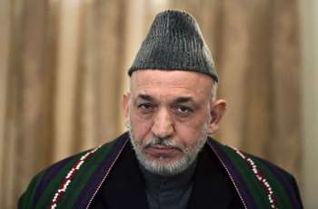Ex-Afghan President Karzai Condemns Recent Attacks in Balkh, Herat Provinces- Press Office