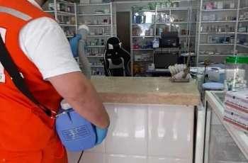 إسعاف المنية ينفذ 11 مهمة بتمويل من مركز الملك سلمان للإغاثة