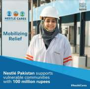 Nestlé Pakistan to support vulnerable communities with 100 million rupees in COVID-19 pandemic