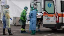 Italy Registers 604 New Coronavirus Deaths, Marks Slowdown in New Infections - Official