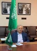 السفير المعلمي يشارك في اجتماع المجموعة العربية بالأمم المتحدة