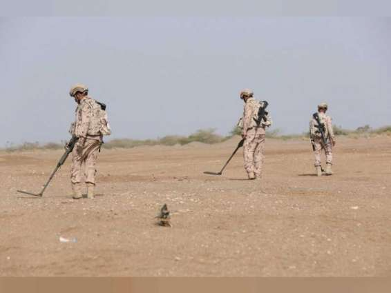 UAE playing key role in supporting global, regional demining efforts