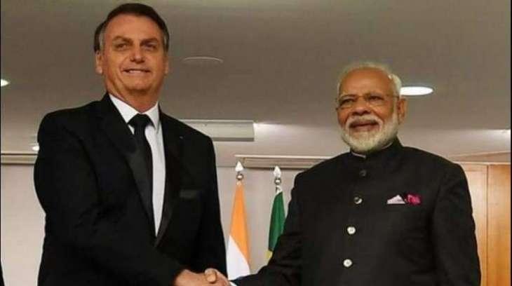 Modi, Brazilian President Discuss Cooperation Amid COVID-19 Pandemic in Phone Talks