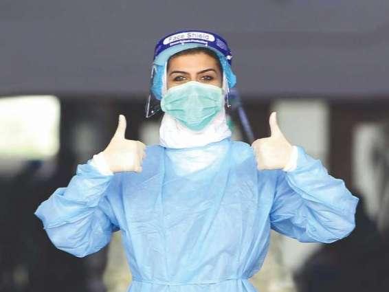 """الكويت تعلن شفاء 6 حالات جديدة من فيروس """"كورونا"""""""