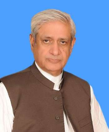 Syed Fakhar Imam takes oath as Minister for National Food Security
