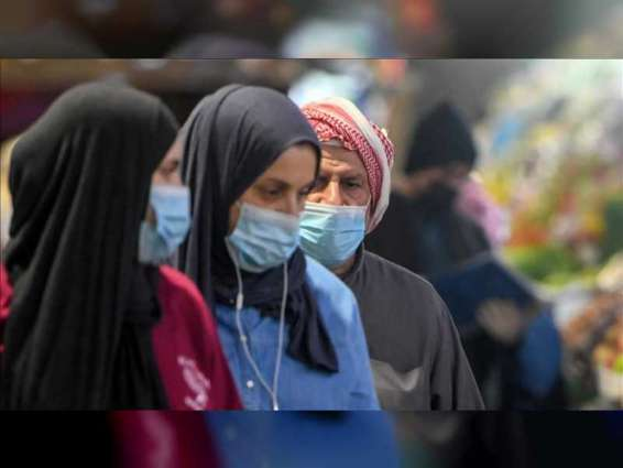 Kuwait reports 78 new coronavirus cases, tally at 743