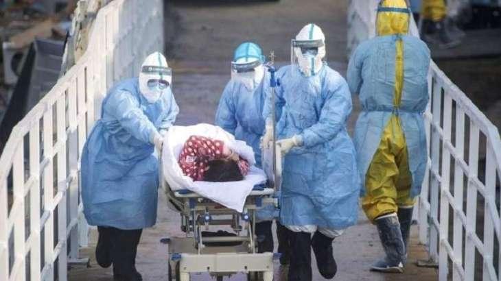 ارتفاع حصیلة الاصابات بجائحة فیروس کورونا في باکستان الي 4062 حالة