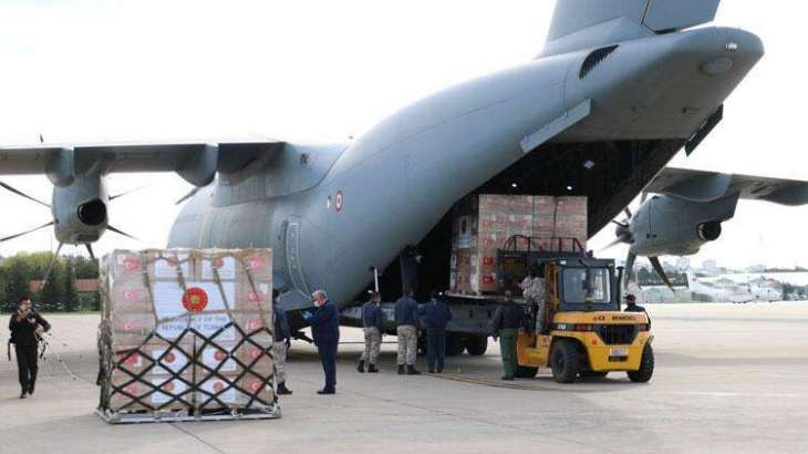 Turkey Sends Medical Cargo to 5 Balkan States for Fight Against COVID-19 - Ministry