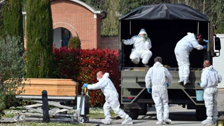 COVID-19 Death Toll in US Rises Above 13,000 - Johns Hopkins University