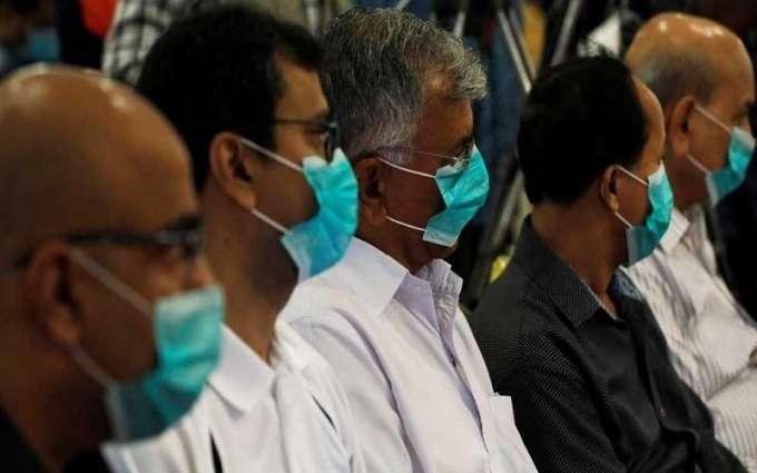 باکستان تسجل ارتفاع الاصابات بفیروس کورونا الي 4317 حالة