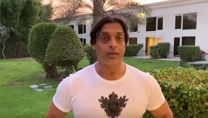 Shoaib Akhtar proposes Pak-India series to raise funds in fight against Coronavirus