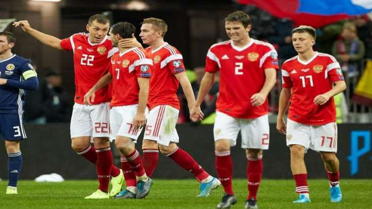 Russian Football Official Refutes Reports of Fewer UEFA Euro 2020 Host Cities
