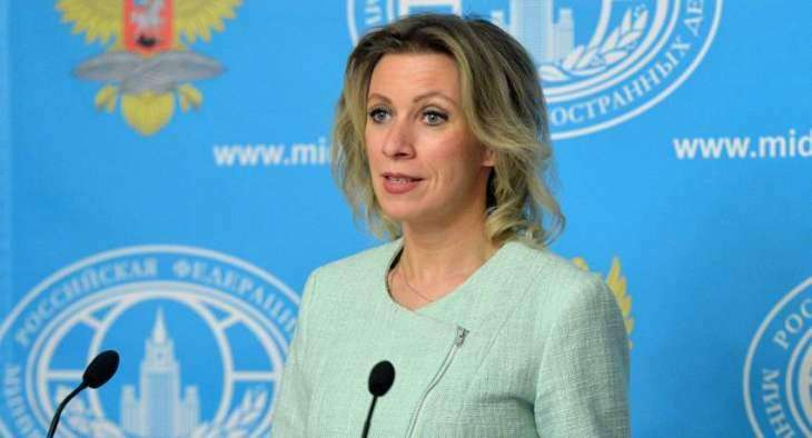 Syria's East of Euphrates, At-Tanf Areas in Most Difficult COVID-19 Situation - Zakharova