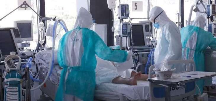 Global Death Toll From Coronavirus Tops 90,000 - Johns Hopkins University