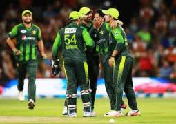 Australia replaces Pakistan as No. 1 in T20I annual rankings