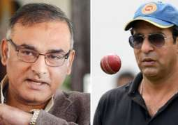 Amir Suhail blames Wasim Akram for Pakistan not wining World Cup after 1992