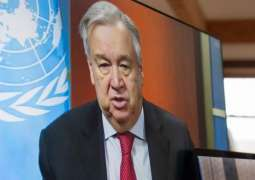 UN Chief Calls for Eradicating Hate Speech Amid COVID-19 Pandemic Globally