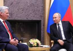 Cuban President Congratulates Putin on 75th Anniversary of Victory in Great Patriotic War