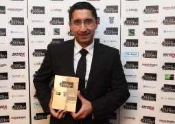 Dr Zafar Iqbal, Crystal Palace's Head of Sports Medicine, joins Dubai Sports Council's awareness campaign