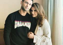 Shoaib Malik shares beautiful pictures of wife, son