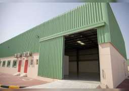 SAIF Zone announces completion of development works on U2 Area, adding 70 warehouses