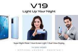 vivo's latest V-Series Smartphone V19 to Launch on May 14 in Pakistan