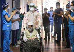 Spain's Oldest Woman Beats COVID-19 Disease at Age of 113