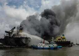 At Least 7 Killed, 22 Injured in Fire on Jag Leela Oil Tanker in Indonesia - Reports