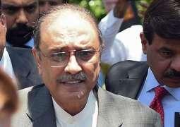 Zardari says Imran Khan is following Musharraf's footsteps