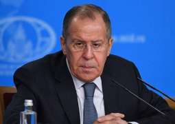 Lavrov Calls for Adopting Resolution on SCO Security Mechanism Improvement at Next Summit