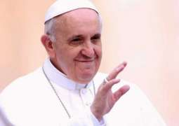 We are united in humanity as brothers and sisters against pandemics, says Pope Francis