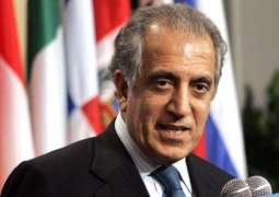 Recent IS Attacks Show Group Opposes Peace Between Afghan Gov't, Taliban - Khalilzad